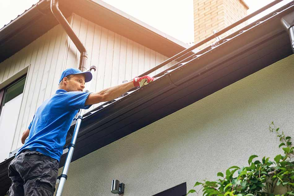 Gutter Cleaning 4