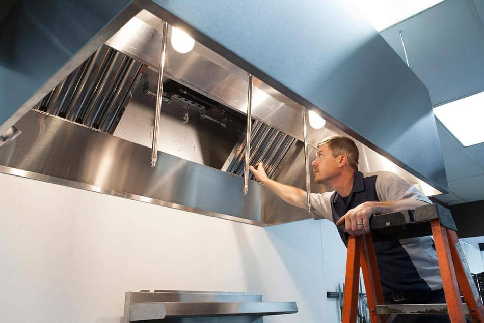 Kitchen Exhaust Cleaning And Restaurant Hood Cleaning Action Duct