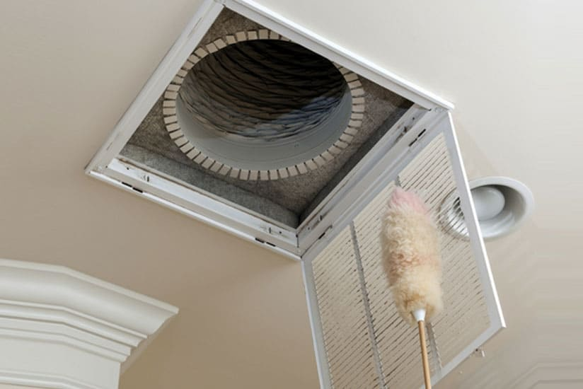 Residential Duct Cleaning 1