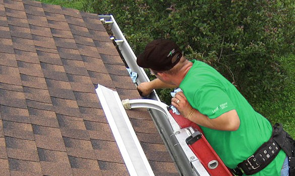 Gutter Cleaning And Repair Residential Industrial And