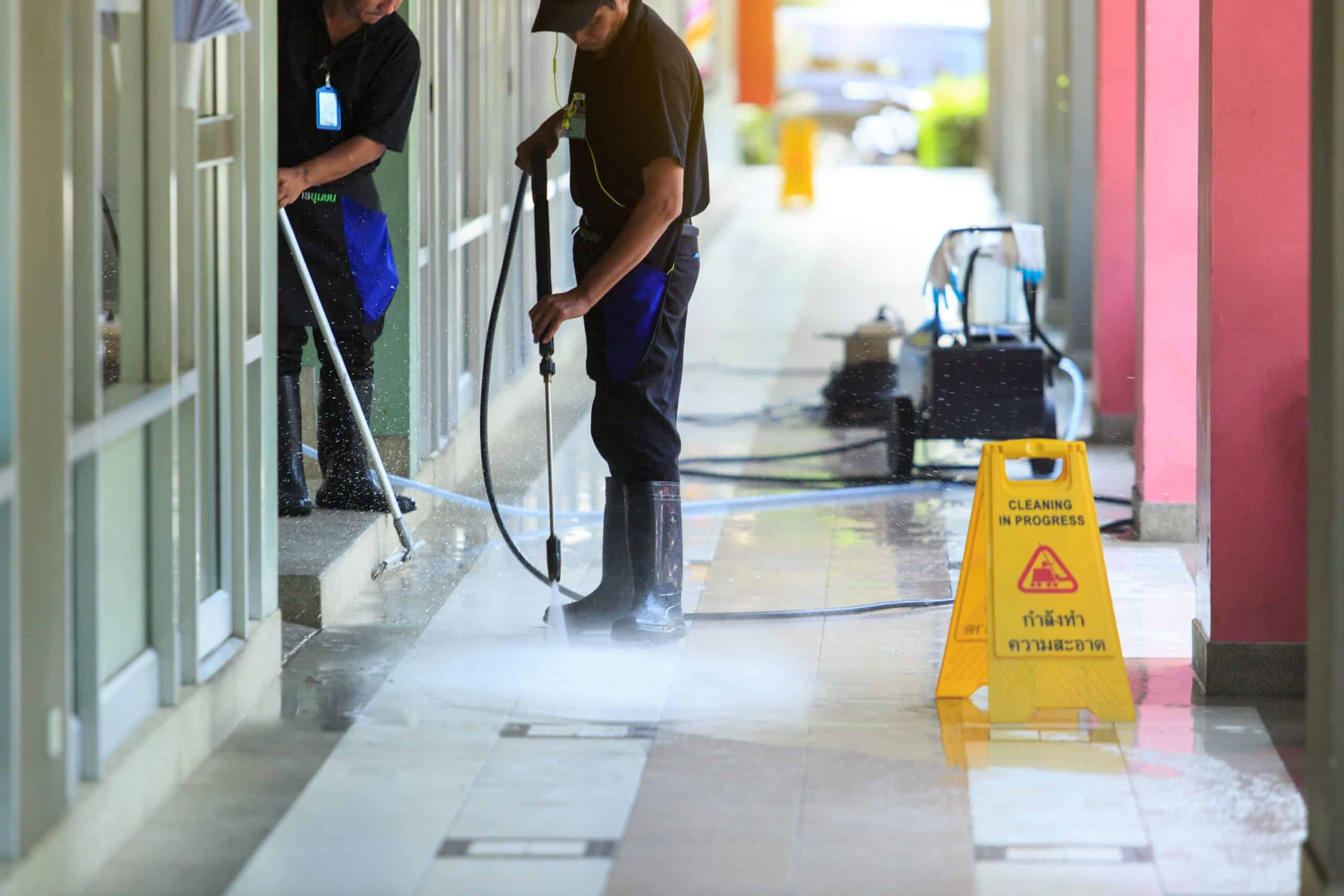 Restaurant Power & Pressure Washing Services1