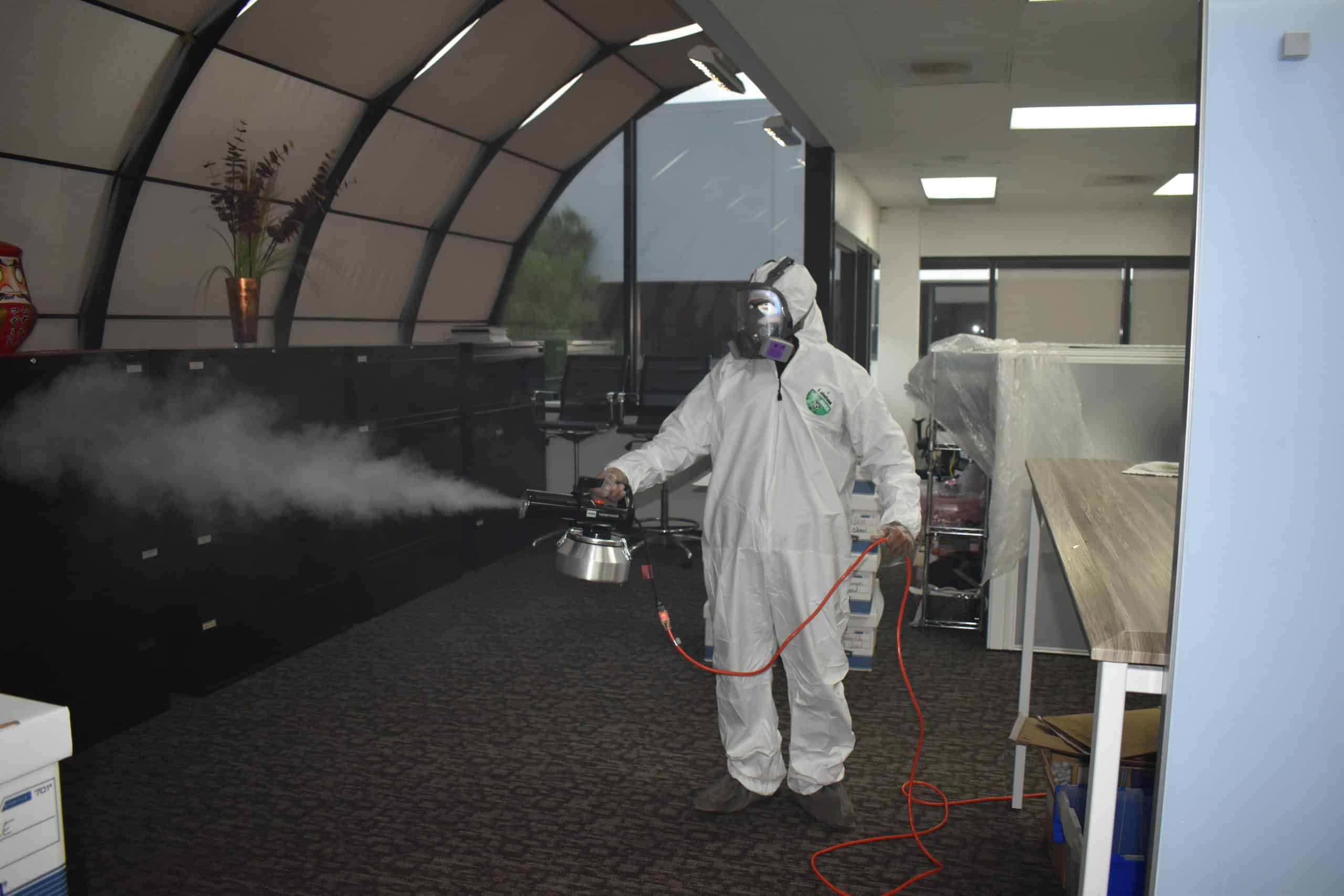 Action Duct - Antimicrobial Disinfection, Fogging and Sanitization Services